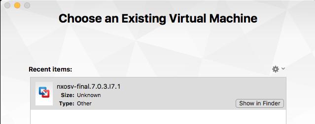 vmware fusion pro 7 internal error
